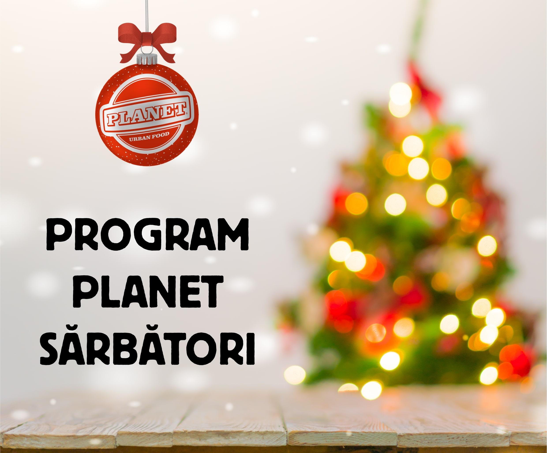 Program de sarbatori 2019-2020