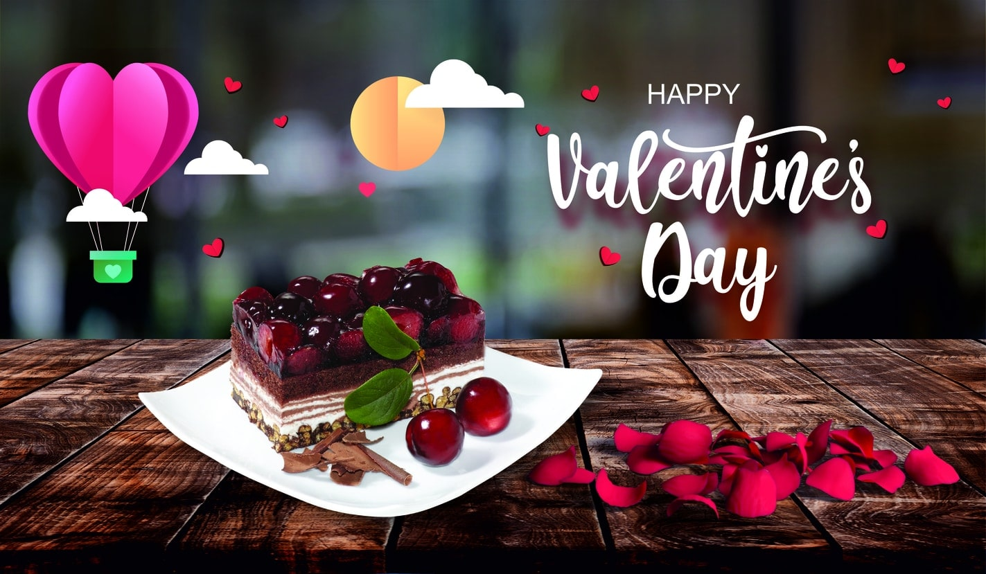 De Valentines Day se poarta dulce
